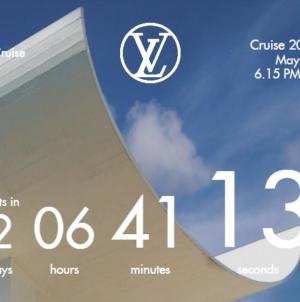 Louis Vuitton Cruise 2019 sfilata diretta streaming: live su Globe Styles