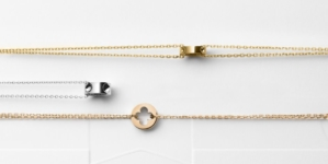 Louis Vuitton gioielli collezione Empreinte: il fiore del Monogram