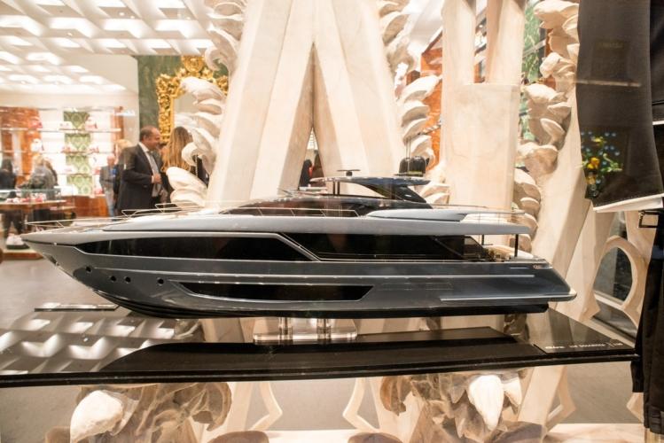 MonteNapoleone Yacht Club 2018: i cantieri nautici e le eccellenze del lusso