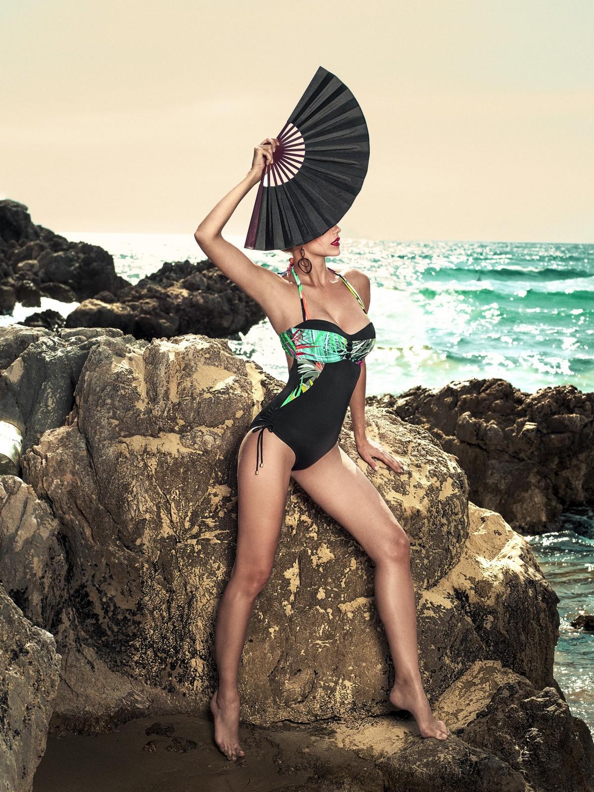 Costumi da bagno 2018 port rose collezione beachwear - Costumi da bagno con pantaloncino ...