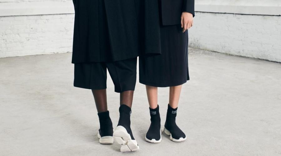 Scarpe Reebok autunno inverno 2018: la nuova sneaker Sock Run.r
