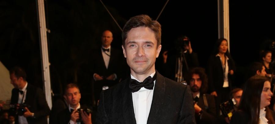 Festival di Cannes 2018 Ermenegildo Zegna Couture: i look di Topher Grace e Corey Hawkins
