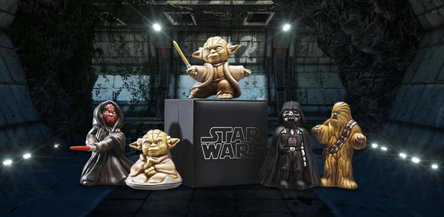 Thun limited edition Star Wars 2018: 48 ore per scegliere il vostro personaggio preferito