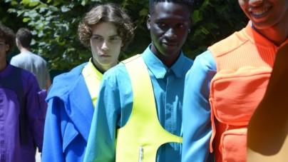 Louis Vuitton Uomo primavera estate 2019: il debutto di Virgil Abloh