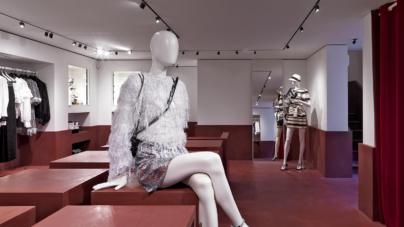 Chanel Boutique Effimera Capri: aperta nel cuore dell'isola incantata