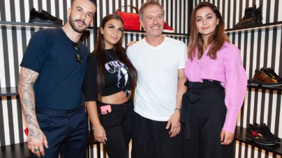 Pitti Uomo Giugno 2018 Rucoline: la nuova brand ambassador Jasmine Thompson