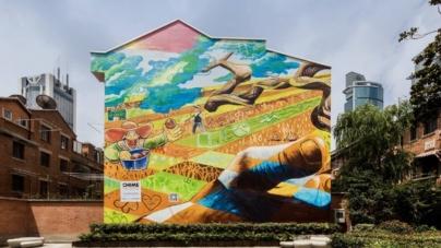 Gucci Art Wall Milano Giugno 2018: Artolution, l'equità di genere e la giustizia sociale