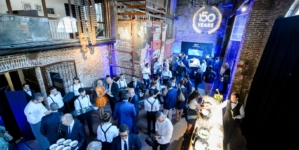 IWC 150 anniversario Milano: il party alla Fonderia Napoleonica Eugenia
