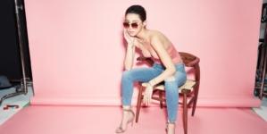 Meghan Markle Mother Jeans 2018: torna in vendita il Looker Ankle Fray in Love Gun