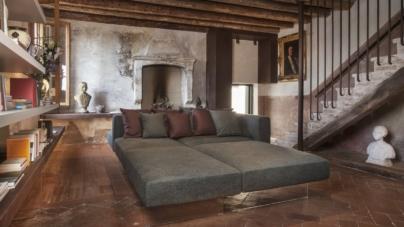 Lago Welcome Asolo: l'affascinante appartamento vacanze nella Canonica di Santa Caterina