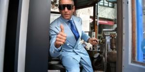 Laps Collection occhiali 2018 Italia Independent: il viaggio in tram con Lapo Elkann