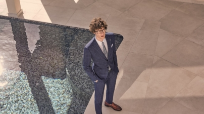 Pitti Uomo Giugno 2019 Luigi Bianchi Mantova: look poetici e sartoriali