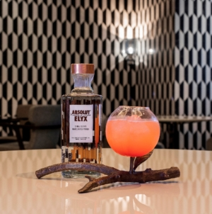More Peach Absolut Elyx Mandarin Oriental Milan: il nuovo cocktail esclusivo