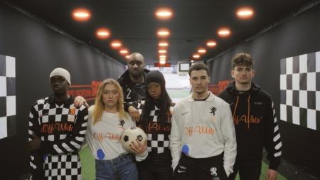 Nike Virgil Abloh e Kim Jones 2018: le nuove capsule collection ispirate al mondo del calcio