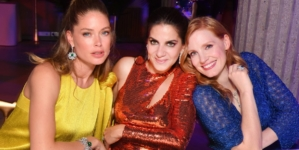 Piaget gioielli Sunlight Escape Parigi 2018: il party con Jessica Chastain e Doutzen Kroes