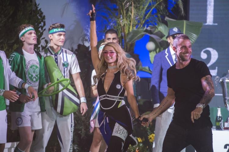 Plein Sport collezione primavera estate 2019: special guest Paris Hilton