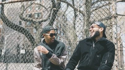 Ray-Ban Studios The Martinez Brothers occhiali da sole: la campagna Feel Your Beat