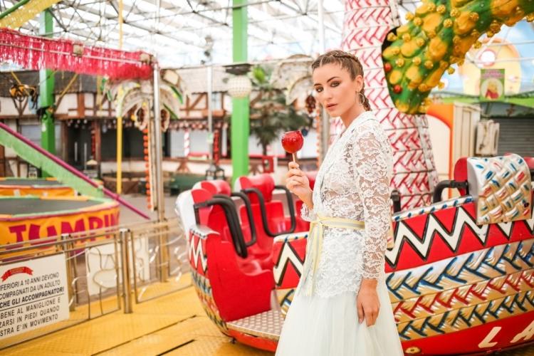 Atelier Emé collezione primavera estate 2018: il glam in toni pastello