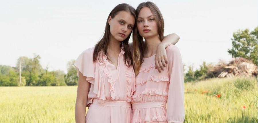 Blugirl collezione Resort 2019: il romanticismo contemporaneo