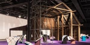 Design Miami Basel 2018 Calvin Klein: l'autentico fienile americano