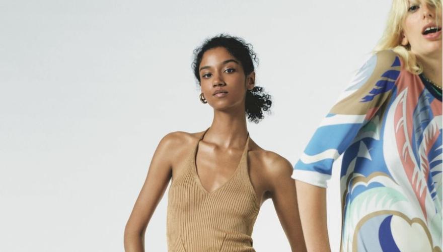 Emilio Pucci collezione Resort 2019: allure gioiosa e la forza del colore