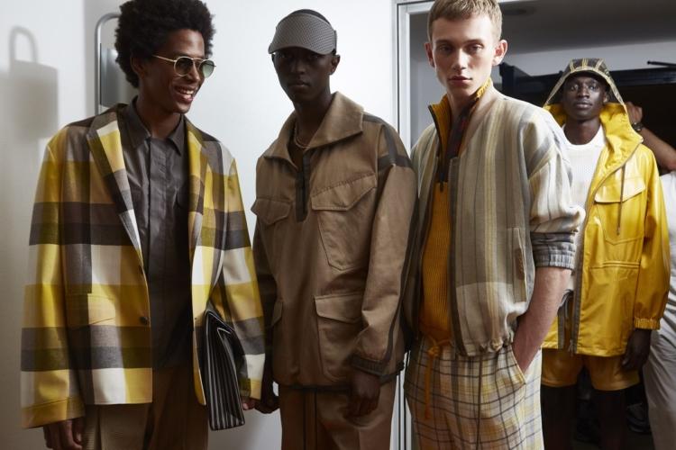 Ermenegildo Zegna Couture primavera estate 2019: i neologismi sartoriali, la sfilata