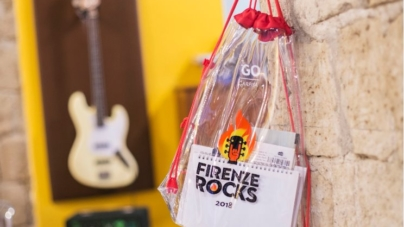 Firenze Rocks 2018 GO Carpisa: la nuova Clear Bag