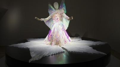 Gucci Garden Galleria Firenze: l'installazione che celebra Björk