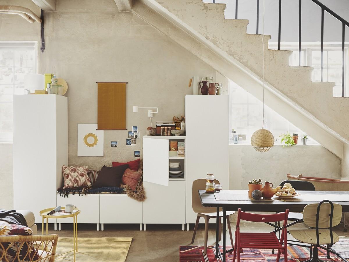 Copriletto Fiori Ikea : Ikea mobili primavera novità motivi etnici foto