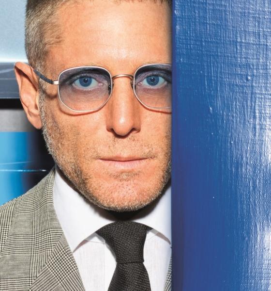 Italia Independent occhiali 2018 Lapo Elkann: il debutto della Laps Collection