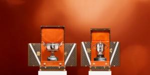 Roland Garros 2018 Louis Vuitton: i bauli trofeo consegnati da Isabelle Huppert e Léa Seydoux