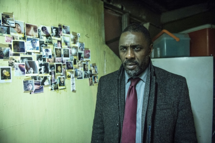 Luther Idris Elba 5 stagione: tutti gli episodi della serie tv in DVD