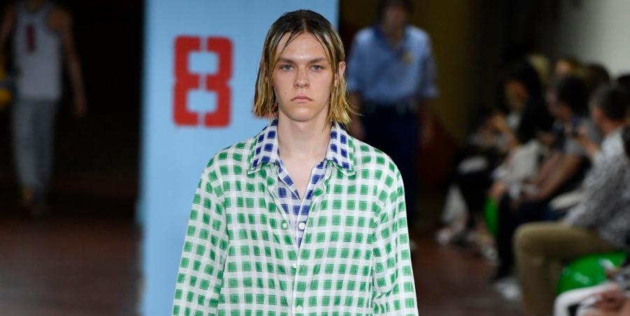 Marni Uomo collezione primavera estate 2019: la celebrazione dello sportswear sartoriale