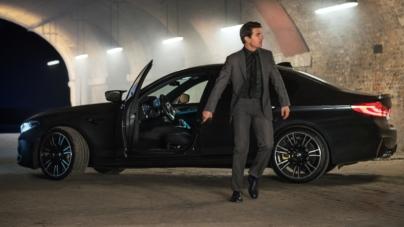 Mission Impossible Fallout 2018 BMW: la Nuova BMW M5 protagonista dell'iconica serie di film