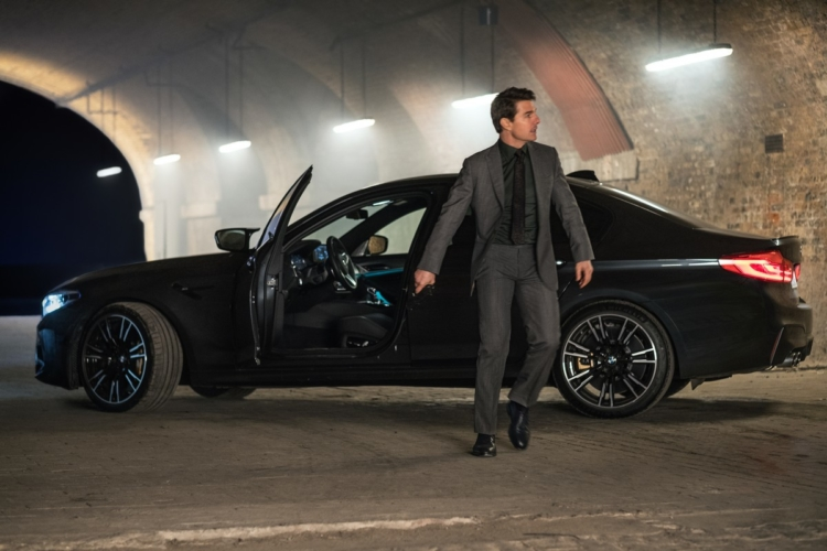 Mission Impossible Fallout 2018 BMW: la Nuova BMW M5 protagonista dell'iconica serie di film