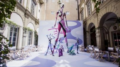 Pucci Firenze mostra Bonaveri A fan of Pucci: in scena l'heritage e il savoir faire