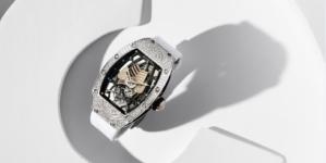 Richard Mille RM 71-01 Tourbillon Automatico Talisman: il nuovo segnatempo femminile