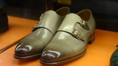 Santoni Uomo scarpe primavera estate 2019: la leggerezza del sartoriale