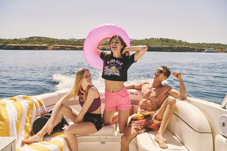 Terranova collezione primavera estate 2018: un viaggio pop tra Ibiza e tropical beach