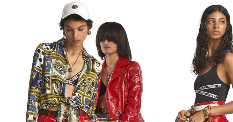 Versus Versace collezione Resort 2019: il fascino heritage diventa rivoluzionario