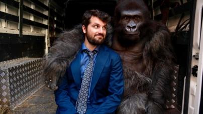 Attenti al gorilla film 2018: al via le riprese con Frank Matano e Cristiana Capotondi