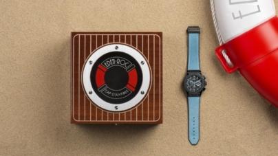 Hublot Classic Fusion Aerofusion Chronograph Eden Roc: la limited edition che omaggia l'Hôtel du Cap-Eden-Roc