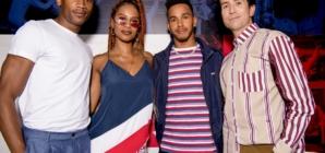 Tommy Hilfiger Lewis Hamilton Londra 2018: il party che celebra #WHATSYOURDRIVE