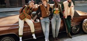 Gucci-Dapper Dan Collection 2018: l'estetica originale di Dapper Dan in versione guccificata