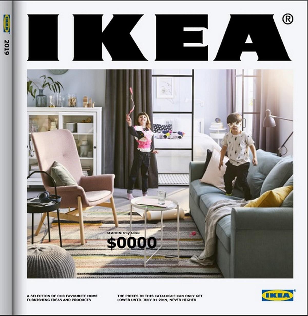 Ikea catalogo 2019 novit foto sette case diverse for Catalogo case