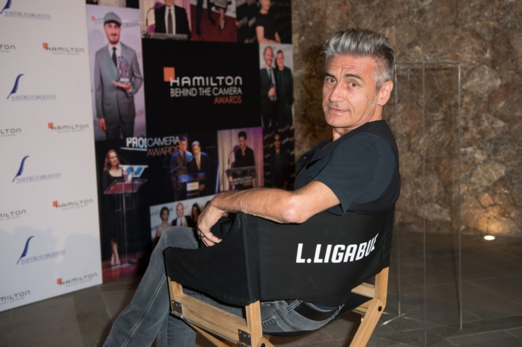 Nastri d'argento 2018 Hamilton Behind The Camera Award: premiato Luciano Ligabue