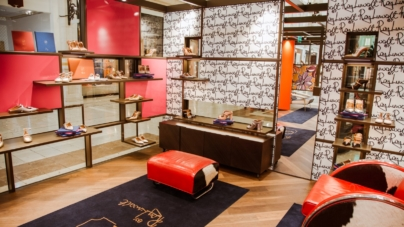 Malone Souliers Qatar: aperta la prima boutique monomarca a Doha