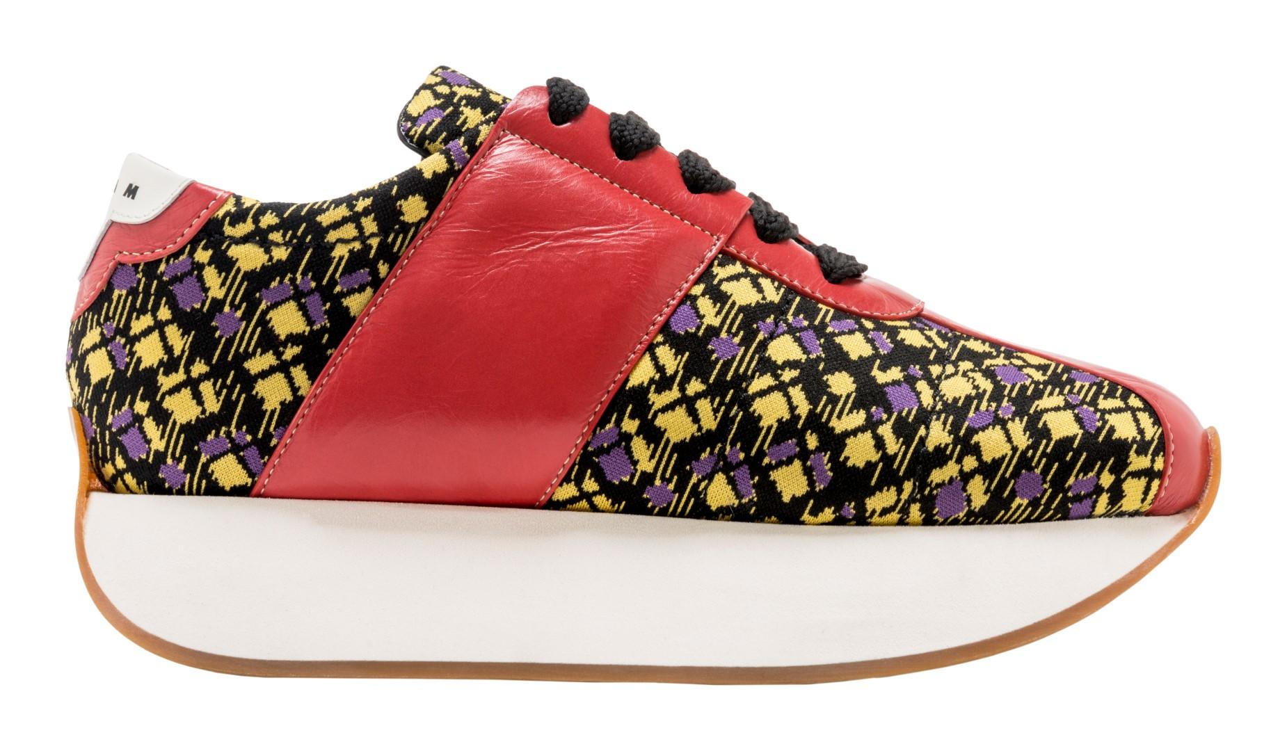 Marni sneakers donna PreFall 2018