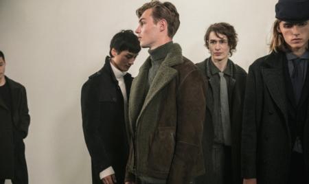 Massimo Dutti collezione Limited Edition autunno inverno 2018 2019: la sfilata a Shanghai
