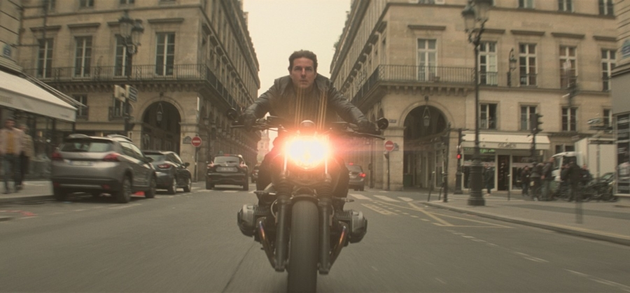 Mission Impossible Fallout film 2018: Tom Cruise, Henry Cavill e le azioni adrenaliniche